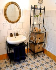 Fürdőszobai burkolat