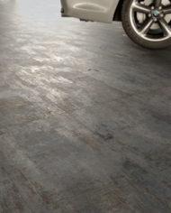 Porcelain stoneware floor tile: stone look
