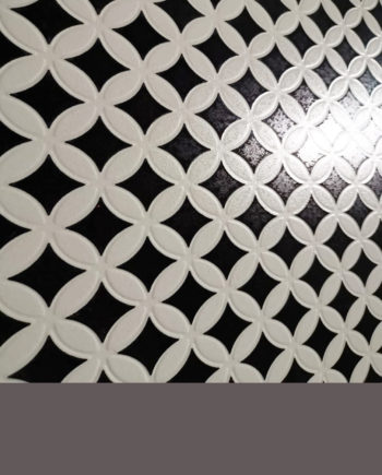 Fényes pikk mintás padlólap