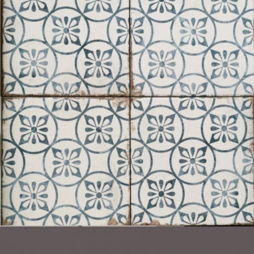 Koptatott mintás vintage padlólap újdonság
