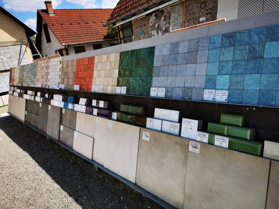 Burkolatvásárlás Szentendrén az AC Design -tól falicsempe választék