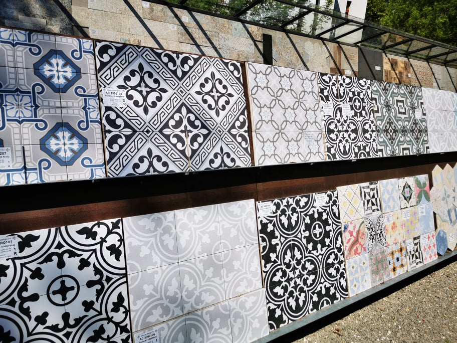 Burkolatvásárlás Szentendrén az AC Design -tól cementlapok